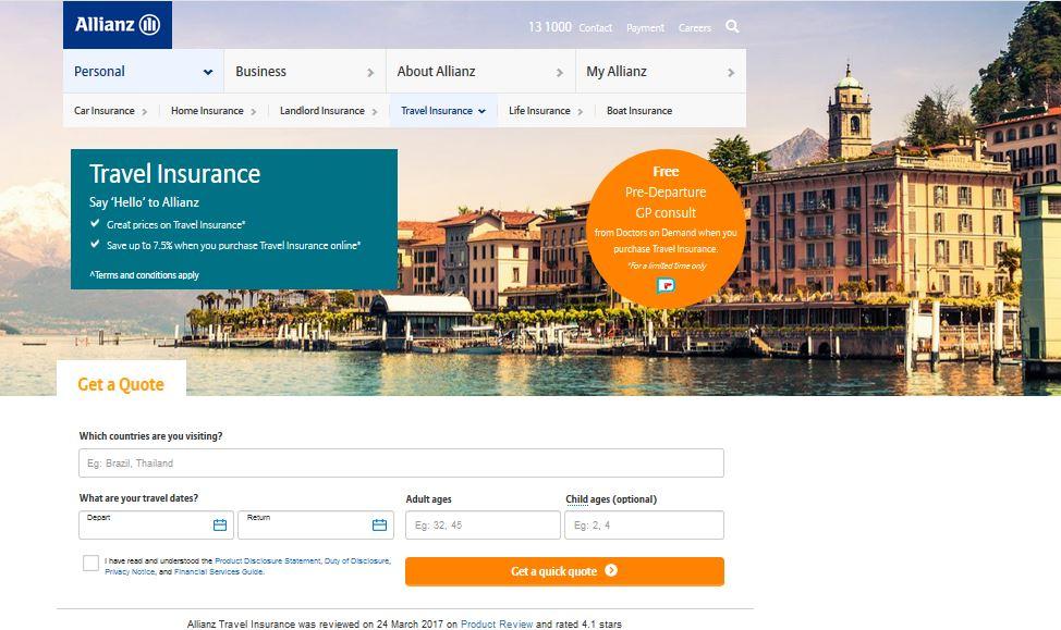 Allianz Travel Insurance Rates 44billionlater